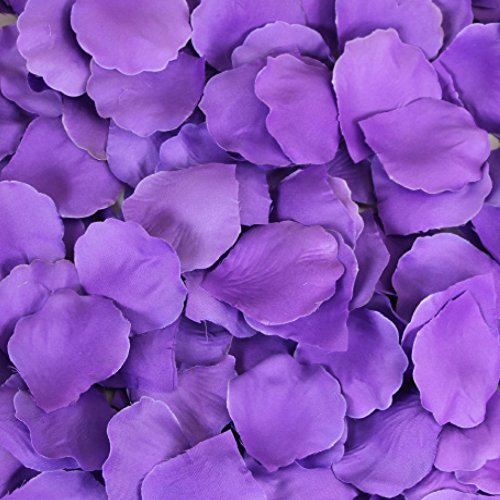 Koyal Wholesale 200-Pack Silk Rose Petals, (Cheap Wholesale Candy)