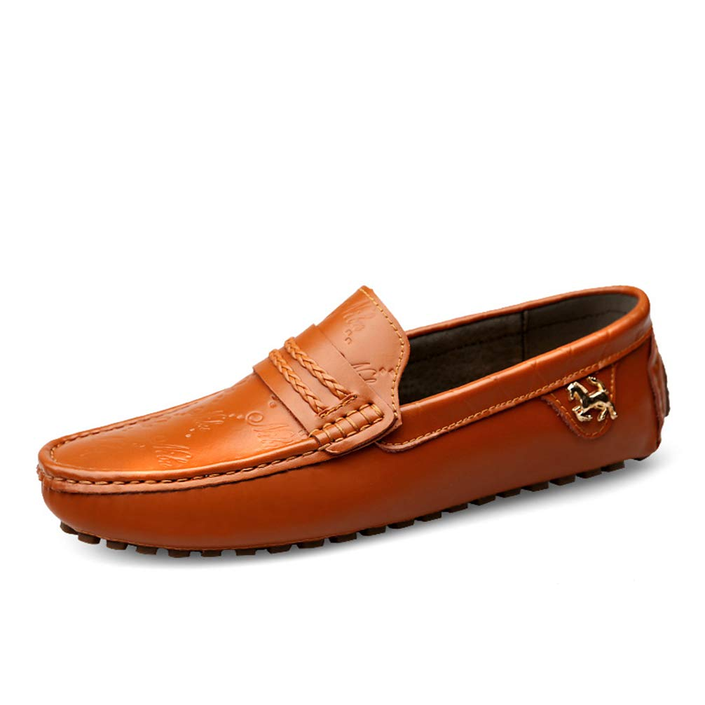 Phil Betty Mens Casual Shoes Breathable Waterproof Slip On Fashion Flats Loafers Shoes