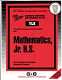 Mathematics, Jr. H.S., Rudman, Jack, 0837380405