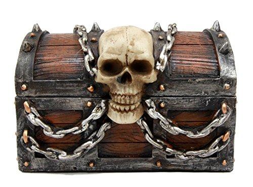 Adult Treasure Chest Pirate - 6