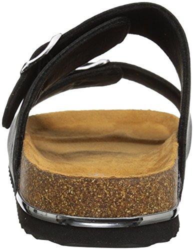 Guess Men's Ultra Sandal Black eCbSTQ