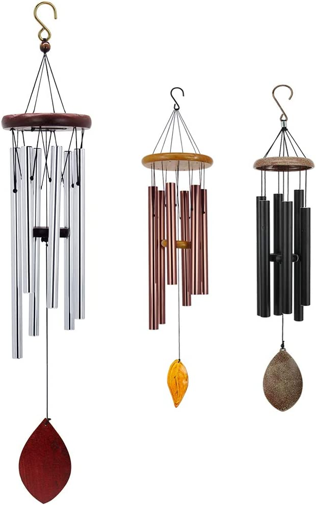 Astarin Deep Tone Outdoor Wind Chime – Best Versatile Wind Chimes