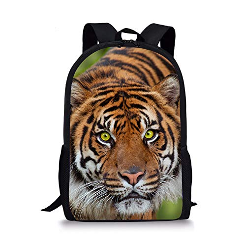 1 Tiger Cartable Fox 3 Noir Moyen Chaqlin wOpgT7Sxq