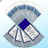 10 pcs of 1/16″ 7″(1.6175mm)WL20 Blue 2% Lanthanated Tungsten TIG Electrode (ETA:7-12 WORK DAYS)