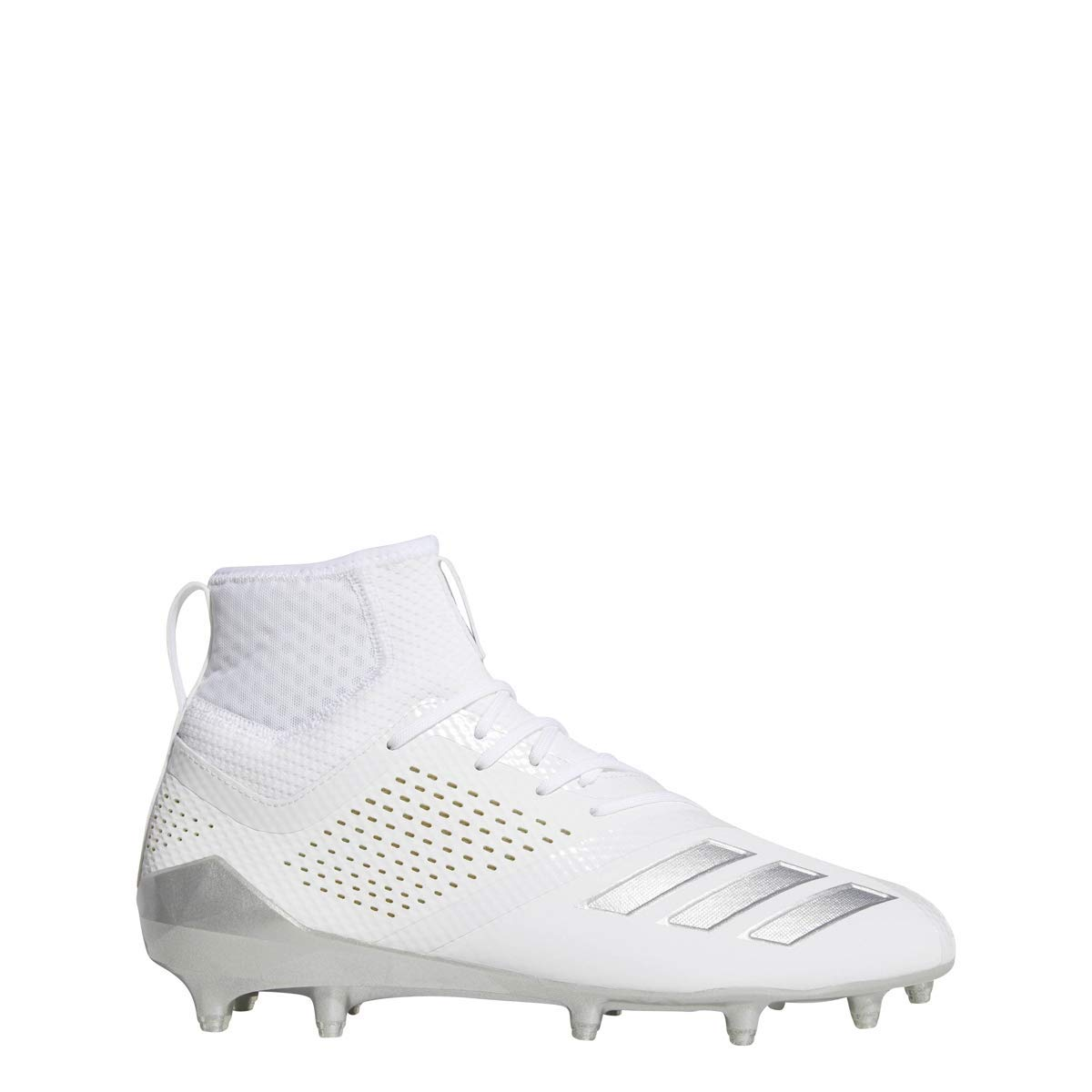 a4c8fc7011 Amazon.com: adidas Adizero 5-Star 7.0 Mid Cleat - Men's Lacrosse: Shoes