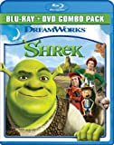 Shrek (Two-Disc Blu-ray / DVD Combo)