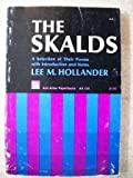 Skalds, Lee M. Hollander, 0472061356