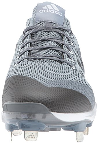 Poweralley Da 5 Grey Onix Met Silver Uomo Adidaspoweralley Light 5xEw485