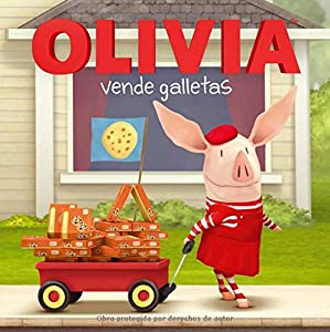 OLIVIA vende galletas (OLIVIA Sells Cookies) (Olivia TV Tie-in) (
