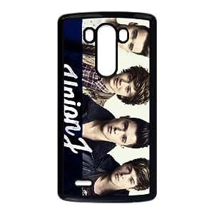 LG G3 Cell Phone Case Covers Black Union J Z0011111