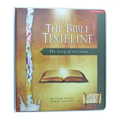 The Bible Timeline: The Story of Salvation Study Set ()