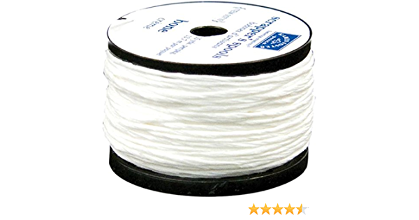 Crafts Karen Foster Scrappers Spool 15 Yards Floss Twine Charcoal