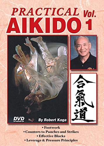 Practical Aikido #1 stances, footwork, falls, blocks, counters DVD