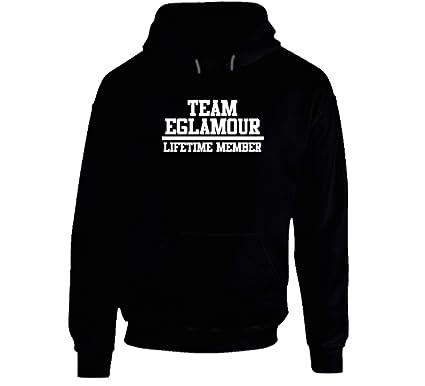 amazon com team eglamour lifetime member family name hoodie clothing