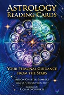 amazon com vedic astrology deck 9781608871278 jeffrey armstrong
