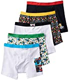 Boys 4-20 Super Mario Bros. 5-pack Boxer Briefs