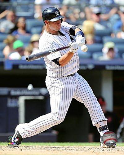 MLB Gary Sanchez New York Yankees 2016 Action Photo Size: 8 x 10