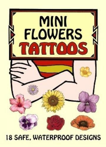 Mini Flowers Tattoos (Dover Tattoos)
