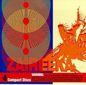Zaireeka Box set, Limited Edition Edition by Flaming Lips (1997) Audio CD