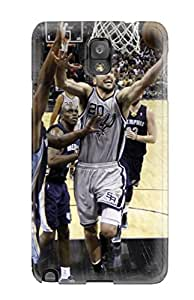 Sean Moore shop 4112085K214844415 san antonio spurs basketball nba (9) NBA Sports & Colleges colorful Note 3 cases