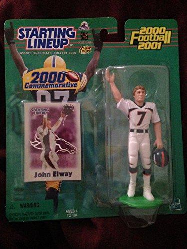 John Elway 2000 Commemorative Starting Lineup Action Figure