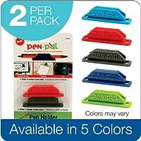 3 Pack Pen Pal Pen Holders Assorted Colors PENPAL-BP3