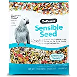 Sensible Seed Bird Food for Parrots & Conures by ZuPreem...