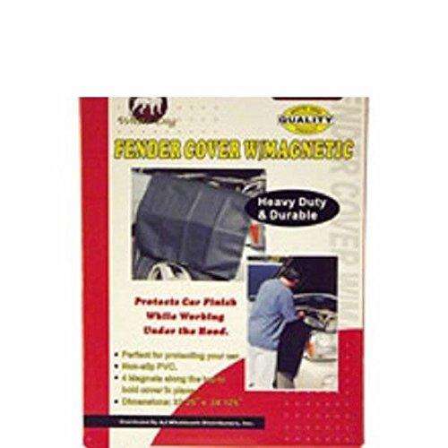 Mechanics Magnetic Auto Car Fender Protector Cover Mat Repair Protection Pad