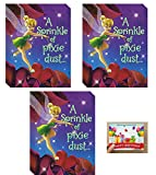 Tinker Bell Party Supplies Birthday Invitations Bundle for 24 Guests