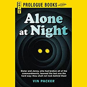 Alone at Night Audiobook