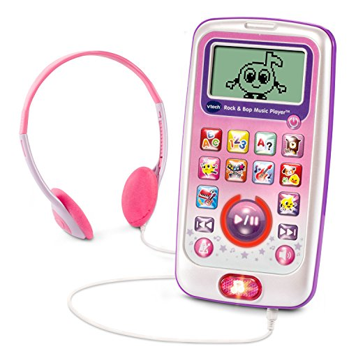 VTech Rock and Bop Music Player – Purple – Online Exclusive