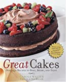 Great Cakes, Carole Walter, 0517225360