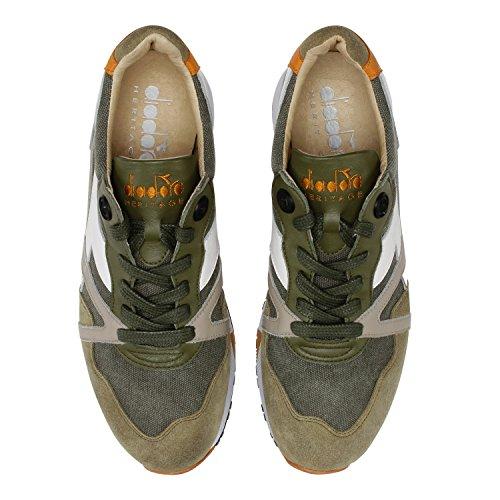 per N9000 C 42 Uomo Diadora IT Heritage SW Sneakers H YwCvaCq