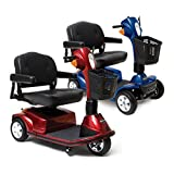 Pride Mobility SC900 Maxima 3 Wheel - Red
