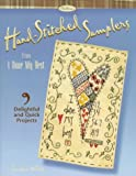 Hand-Stitched Samplers from I Done My Best, Saundra White, 1564772195