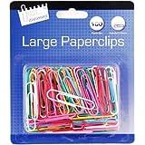 Tallon Jumbo Paper Clips - 100Pk