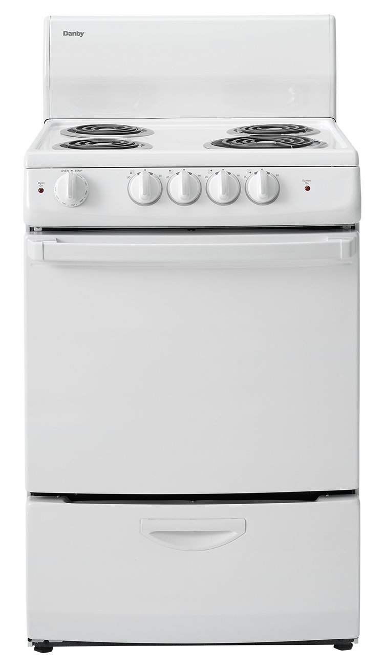 3 Cu. Ft. Electric Range