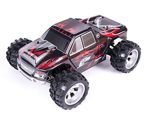 Elektrisches Spielzeug 1/18 2.4G Elektro RTR Off-Road Buggy Offroadcar Kinder Spielzeug Auto NEU Rot