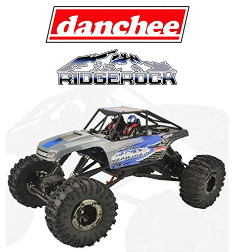danchee Ridgerock 1/10 Scale Electric Crawler by Redcat Racing