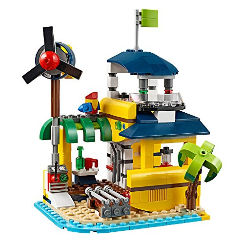 Lego Creator Island Adventures  Cool Toy For Kids