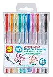 jelly glitter pens - ALEX Toys Artist Studio 10 Glitter Gel Pens