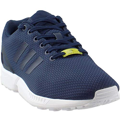 adidas Mens ZX Flux Casual Sneakers, Navy, 8