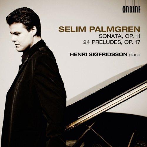 UPC 761195119228, Palmgren Piano Works