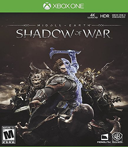 Lord Of The Rings War Game - Middle-Earth: Shadow Of War - Xbox One
