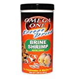 OmegaSea Food 50421 FD Brine Shrimp, 1.28 oz, 1 Can