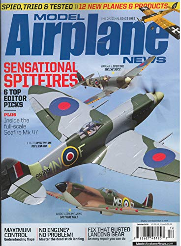 (Model Airplane News Magazine October)