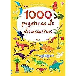 1000 pegatinas de dinosaurios