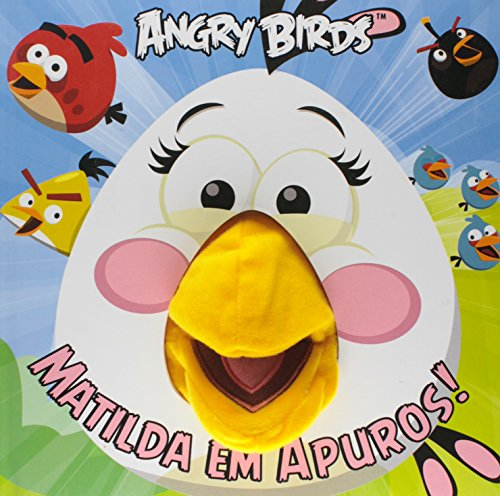 Angry Birds Matilda em Apuros