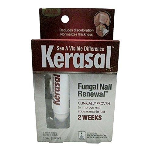 Kerasal Nail Fungal Renewal Treatment product image