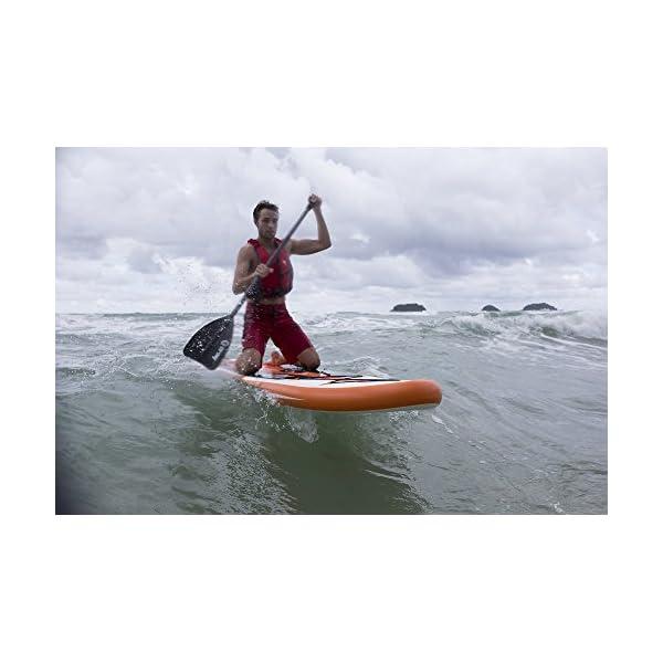 Zray 37337 - Tavola W2 Stand Up Paddle Gonfiabile SUP, 320x81x15 cm 2 spesavip